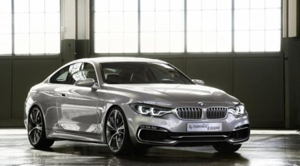 BMW 4-Series Coupe.